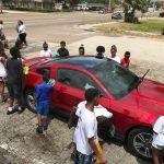 Fundraising Car Wash 07