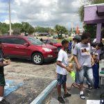 Fundraising Car Wash 08